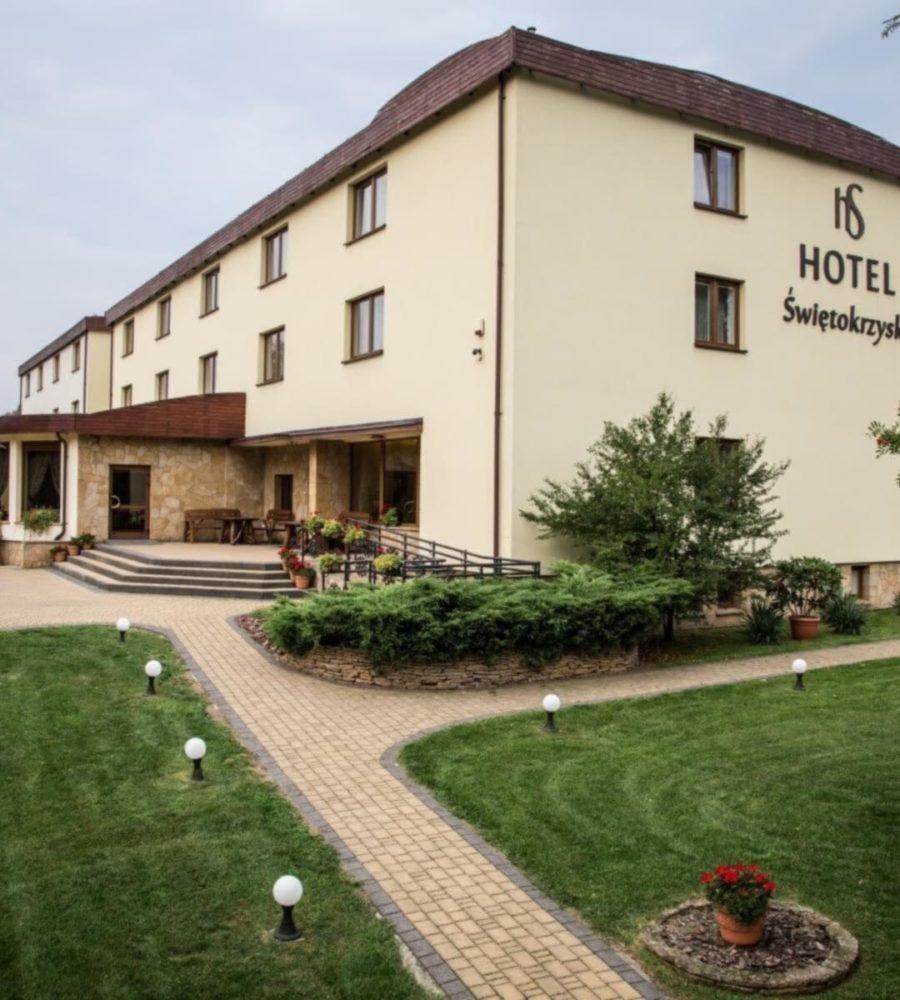 HOTEL ŚWIĘTOKRZYSKI