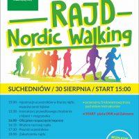 Zapraszamy do udziału w Rajdach nordic walking